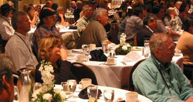 Montana folks listen to NWAF poverty conference presentations